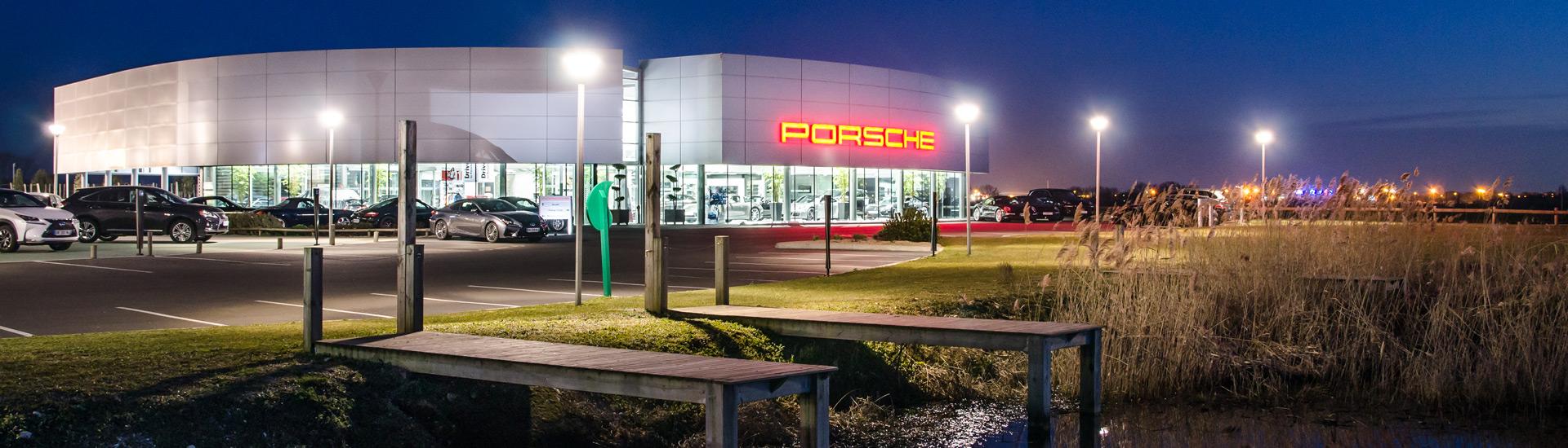 RCM - Porsche - La Rochelle