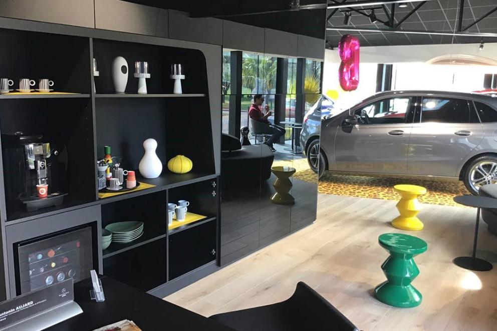 Ouverture SAGA Arras et Fontenay-le-Comte | SAGA Mercedes-Benz Fontenay-le-Comte
