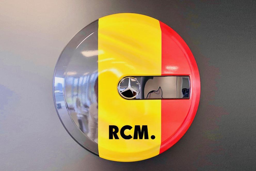 RCM reprend la concession Mercedes-Benz de Charleroi à Sogalux | RCM SAGA BELGIQUE