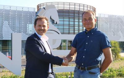 Luca Brancaleon, Directeur Général Bénéteau & Ronan Chabot PDG RCM.