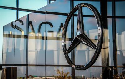 SAGA Mercedes-Benz Arras