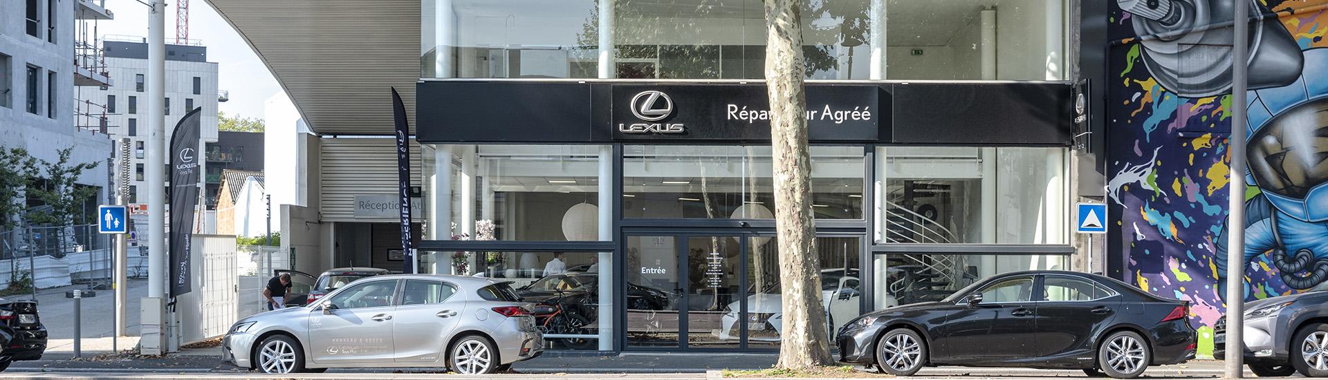 Concession Lexus Toys Plus Rouen